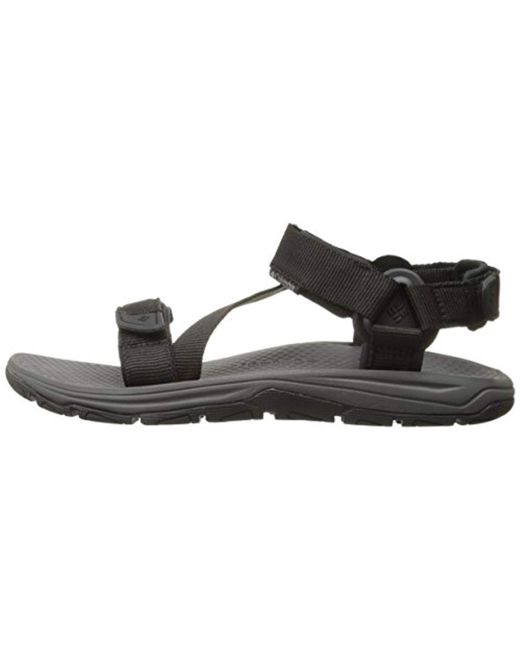 a3bb806d7ca Lyst - Columbia Big Water Athletic Sandal in Black for Men - Save 53%
