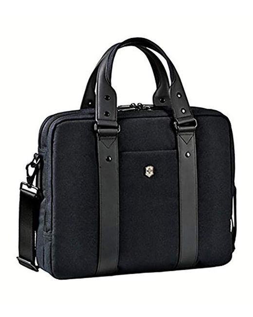 Victorinox - Black Architecture Urban Bodmer 14 Laptop Briefcase for Men - Lyst