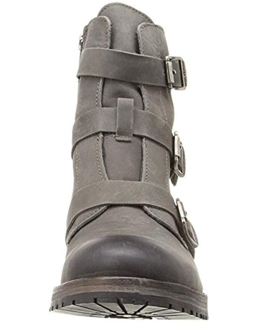 4ced07aedea Women's Gray 1883 By Lizzie Combat Boot