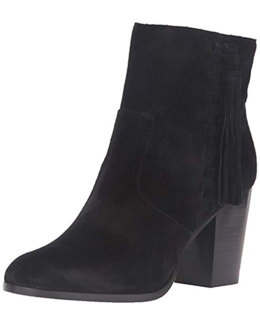 Frye - Black Myra Tassel Lace Boot - Lyst