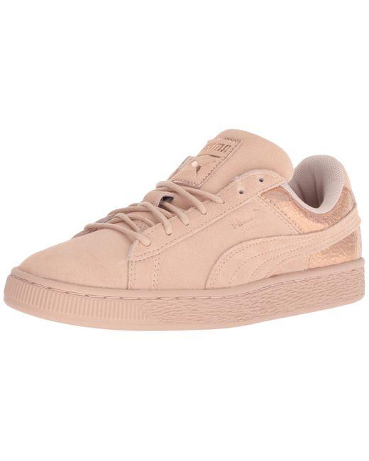 PUMA Suede Lunalux Wn's Sneaker in