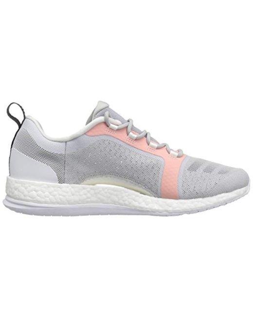 new concept 0c605 7e316 Women's Gray Performance Pure Boost X Tr 2 Cross-trainer Shoe