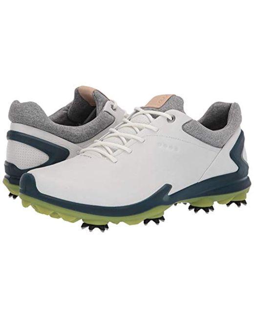 1e91ac689c585 ... Ecco - Multicolor Biom G3 Gore-tex Golf Shoe for Men - Lyst ...