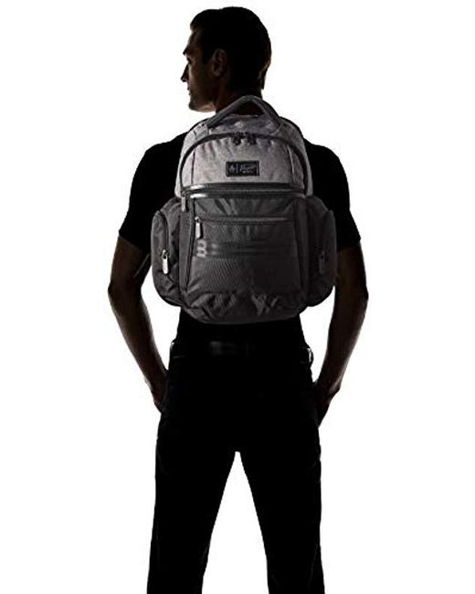 58708694a20e Lyst - Original Penguin Classics Laptop Backpack Fits Most 15-inch ...