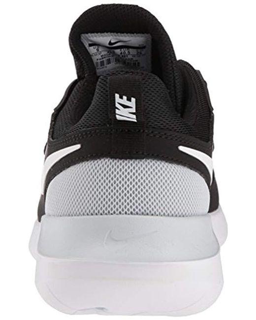 official photos 0b523 1d38d ... Nike - Black Tessen Running Shoe - Lyst ...