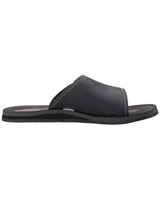 7d28a7137d06 ... Clarks - Multicolor Lacono Bay Slide Sandal for Men - Lyst ...