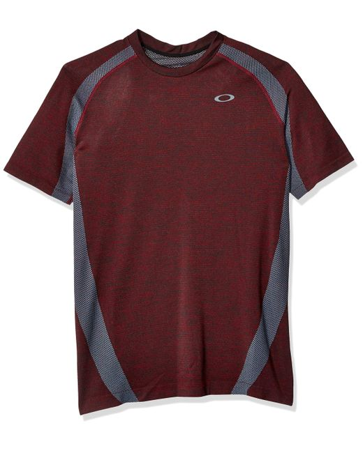 Oakley Red 3rd-g Ss Technical O-fit Tee 2.0 for men
