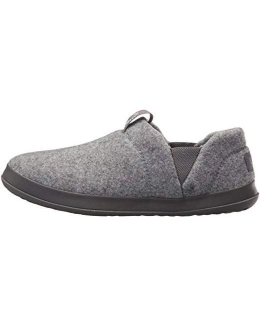 8348831328f Men's Gray Hanz Slipper