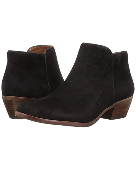 9e2d2dee5 Lyst - Sam Edelman Petty Ankle Boot in Black - Save 1.0%