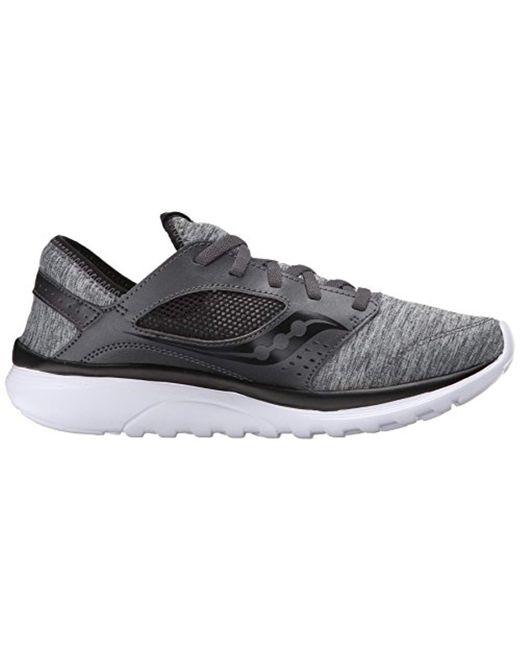 0f52a74e95 Men's Black Kineta Relay Running Shoe