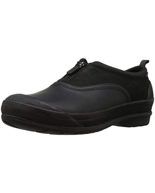 Clarks Black Muckers Trail Rain Shoe