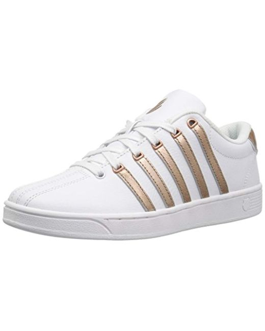 K-swiss White Court Pro Ii Cmf Sneaker