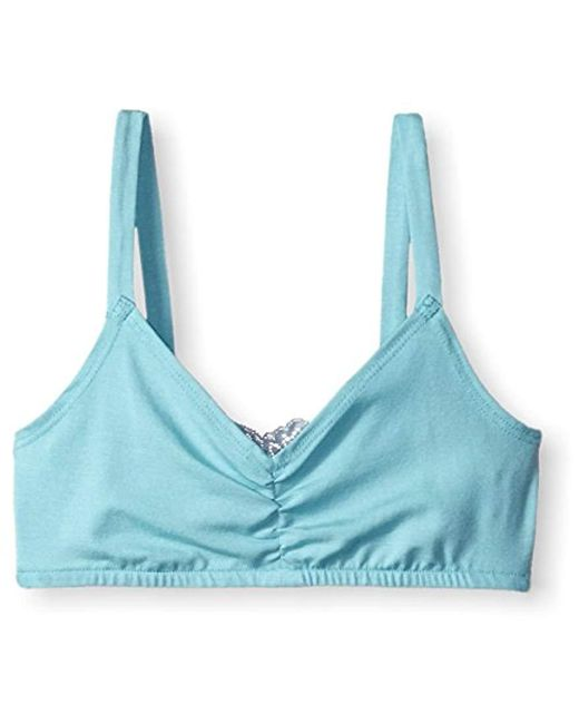 Only Hearts - Blue So Fine Lace Back Bralette - Lyst