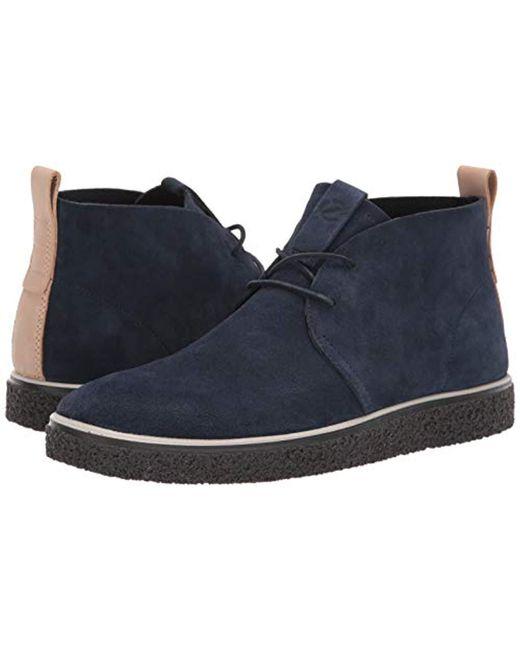 c388d488bd9 Men's Blue Crepetray Chukka Boot