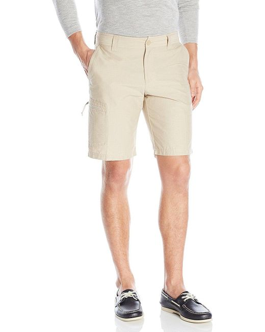 Columbia Twisted Cliff Short in Natural for Men - Save 8% ...