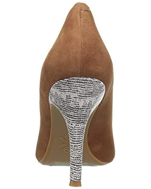 e67204169ee5 ... Nine West - Multicolor Fifth9x Fifth Pointy Toe Pumps - Lyst ...