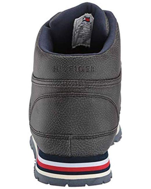 9395f57d Tommy Hilfiger Owens Sneaker in Gray for Men - Lyst