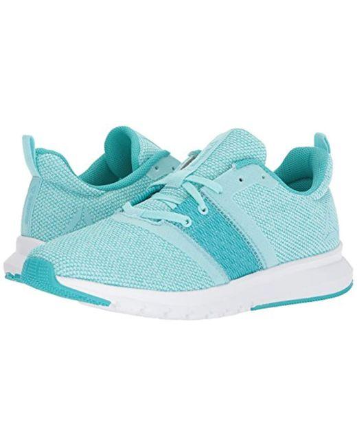 0756255a143 Lyst - Reebok Print Lite Rush Gr Sneaker in Blue - Save 11%