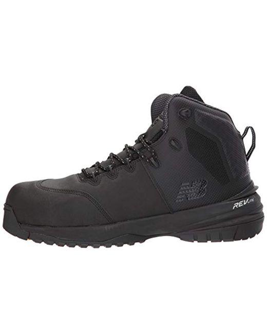 17dbc0fe28ce9 New Balance 989v2 Work Training Shoe in Black for Men - Lyst