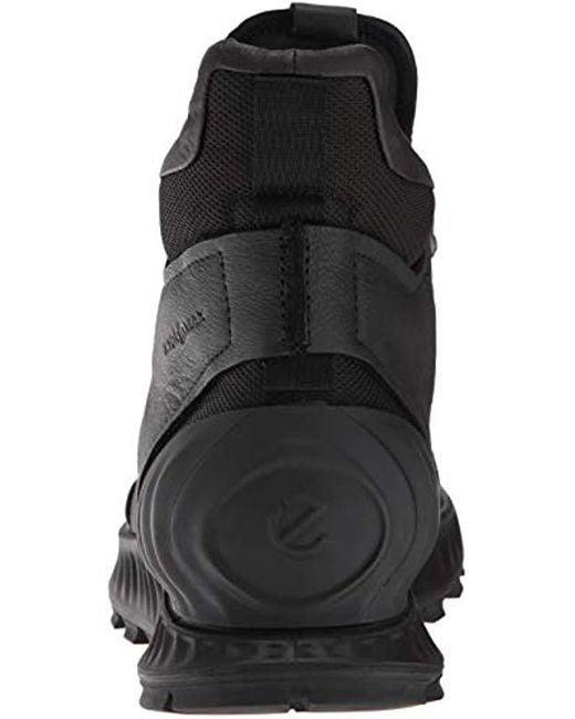 Men's Black Exostrike Hydromax Hiking Shoe