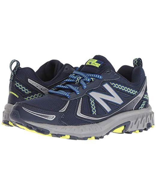 promo code 6485d 08ac1 Women's Blue 410v5 Cushioning Trail Running Shoe