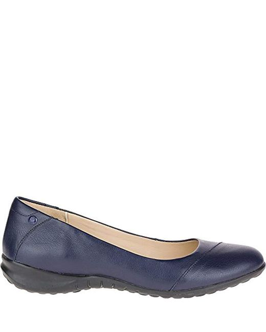 Hush Puppies - Blue Linnet Bria Slip-on Loafer - Lyst