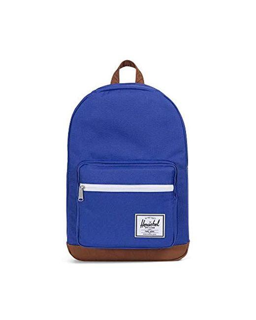 8100f53d1400 Herschel Supply Co. - Blue Reid X-small Backpack for Men - Lyst ...