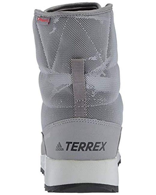 adidas Originals Lace Terrex Choleah Padded Cp Walking Shoe