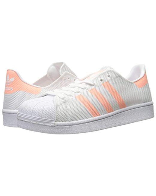 b72f5c7e1f6e Lyst - Adidas Originals Superstar Shoes Sneakers