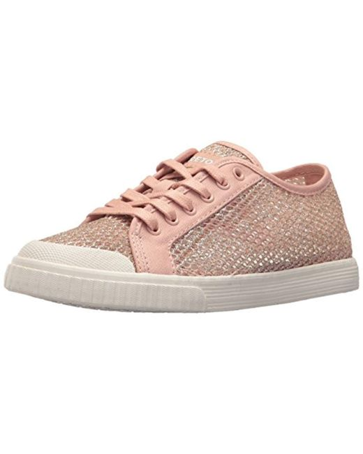 Tretorn Pink Tournet4 Sneaker
