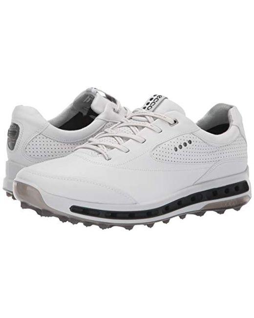 Men'S Golf Cool Shoes Sport Shoes Training Shoes Sort ECCO