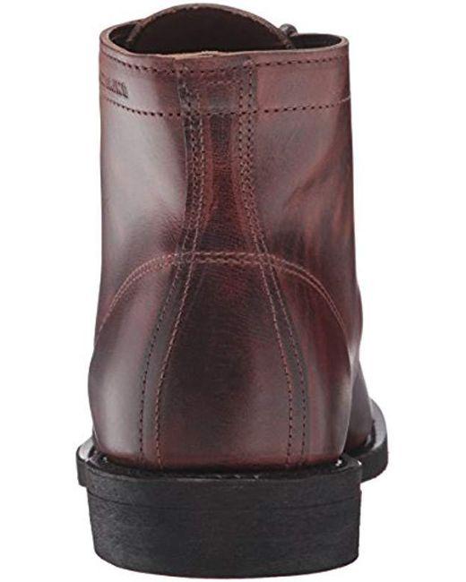 71c4cf356c3 Brown Men's Arctic Leather Ankle Boots