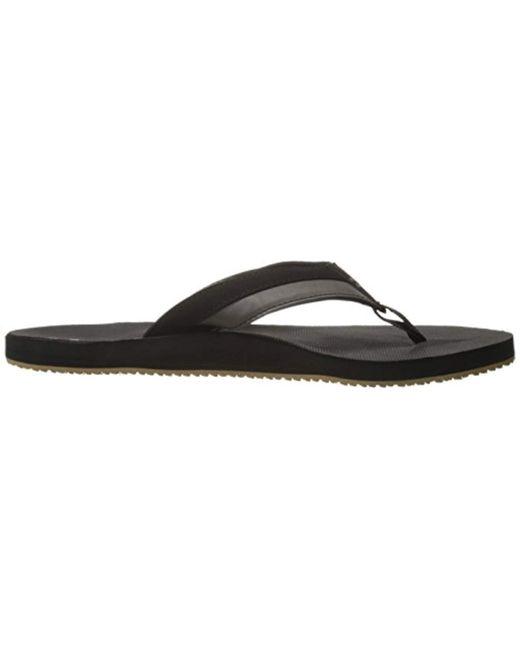 64825a2c96dd4 Men's Black 's All All Day Impact Sandal Flip-flop