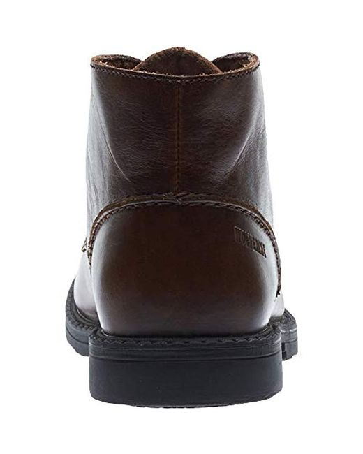 4a3533133e7 Men's Brown Bedford Chukka Steel Toe