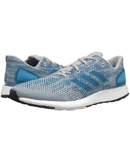 78c5dfe947915 Lyst - adidas Pureboost Dpr Running Shoe in Gray for Men - Save 25%