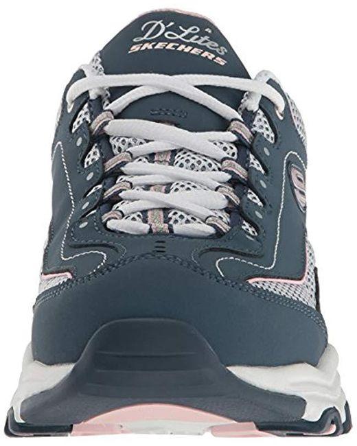 Skechers Low top Sneakers in Blue Save 40% Lyst
