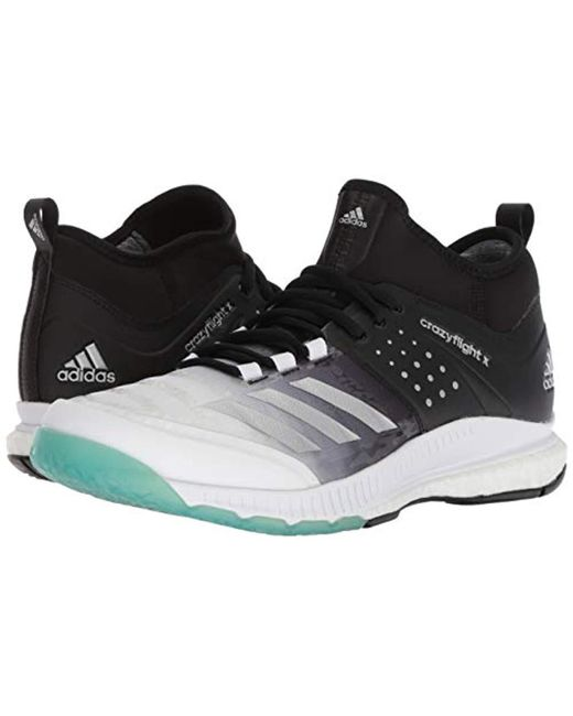 adidas Rubber Performance Crazyflight X Mid W Volleyball ...
