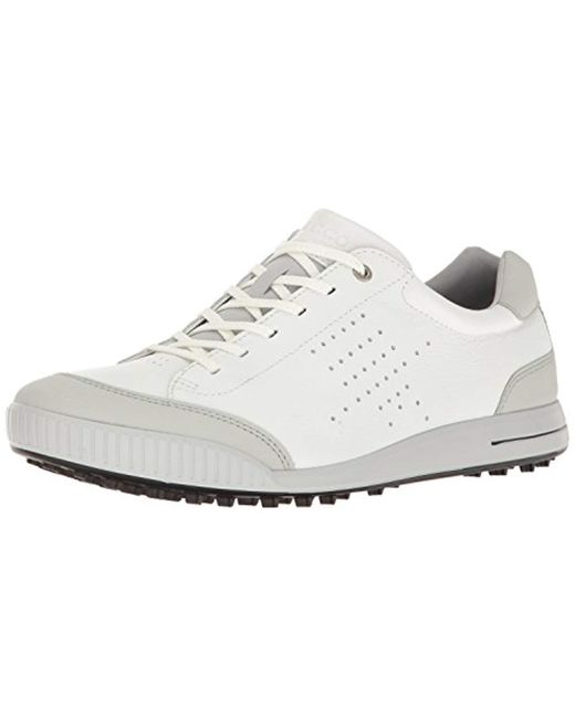 clearance prices cute pre order Men's White Golf Street Retro Shoes