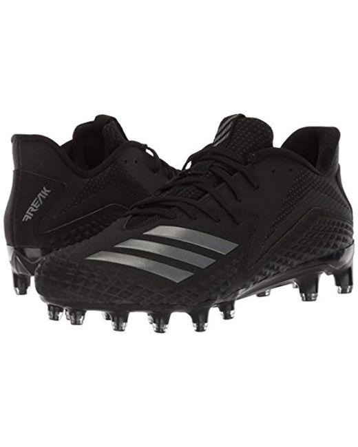 best service f0af8 80198 Men's Black Freak X Carbon Football Shoe