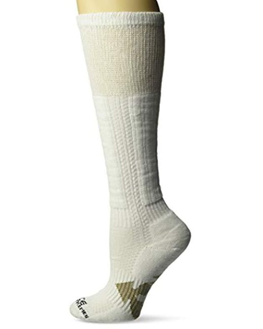 664b524df1 Lyst - Carhartt Force Extremes Over The Calf Boot Sock in White