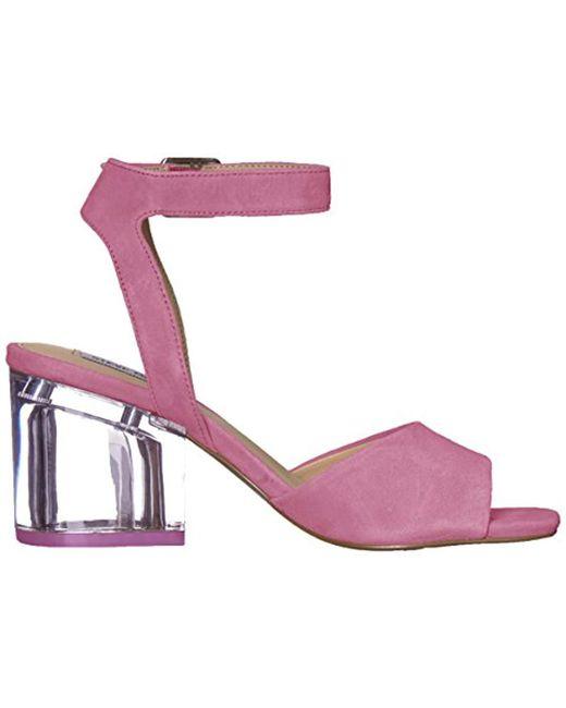 19b48667709 Women's Pink Debbie-c Heeled Sandal