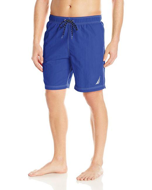T71053 Short Nautica pour homme en coloris Blue