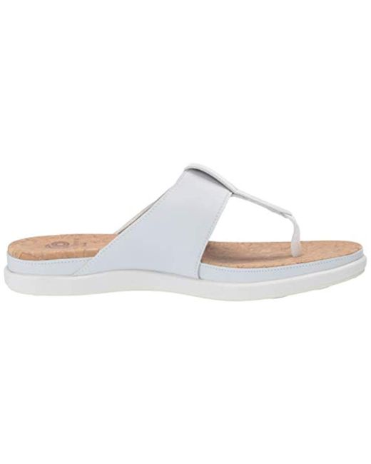 09a1ff3a5e6b6 Women's White Step June Reef Sandal