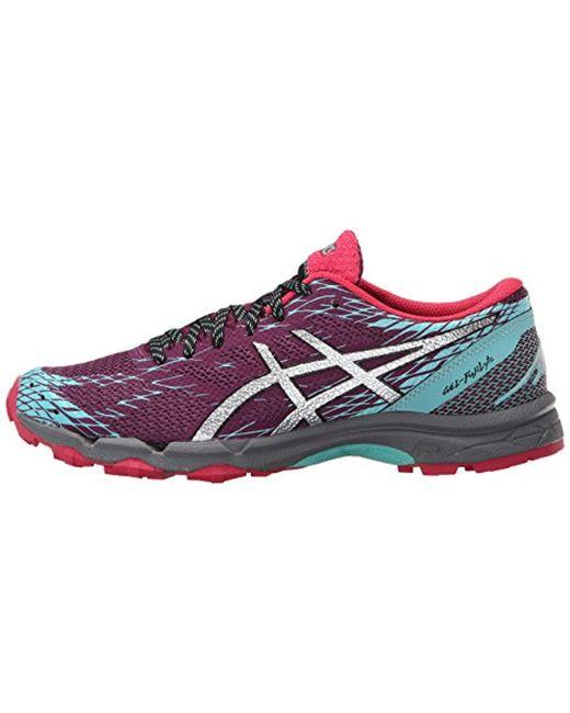 Women's Fuji Running Gel Shoe Lyte ZuXOPTki