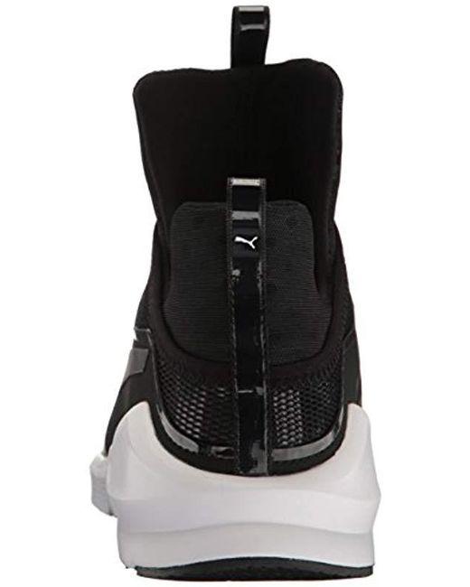5077c284a0e395 ... Lyst PUMA - Black Fierce Swan Wn s Cross-trainer Shoe ...