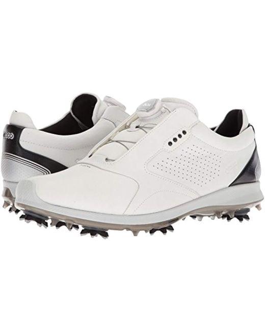 a44b6effd7f2 Lyst - Ecco Biom G2 Boa Gore-tex Golf Shoe in White for Men - Save 12%