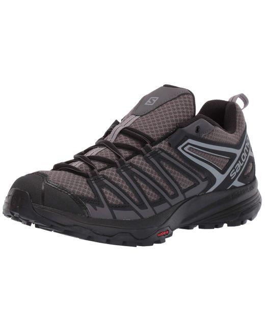 Salomon Leather X Crest Gore-tex Hiking