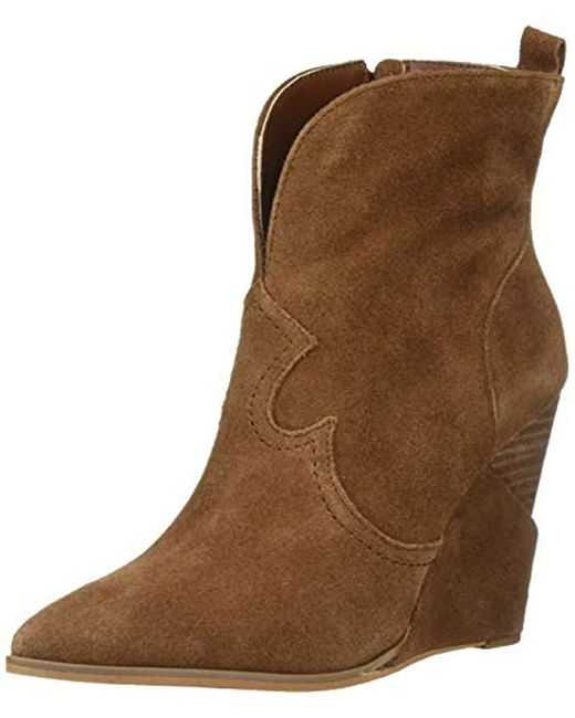 Jessica Simpson Brown Hilrie Fashion Boot