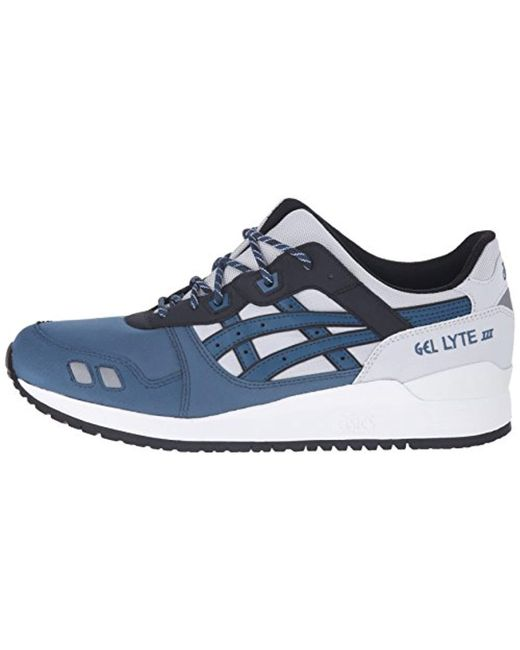énorme réduction 5a65e 0c870 Gray Gel-lyte Iii Retro Running Unisex-adult Shoe