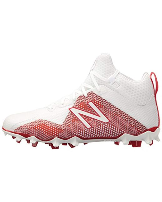 8a5ce2041abaa ... New Balance Multicolor Freeze V1 Lacrosse Cleat for men ...